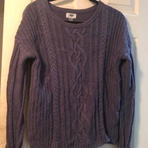 Gray-blue Sweater